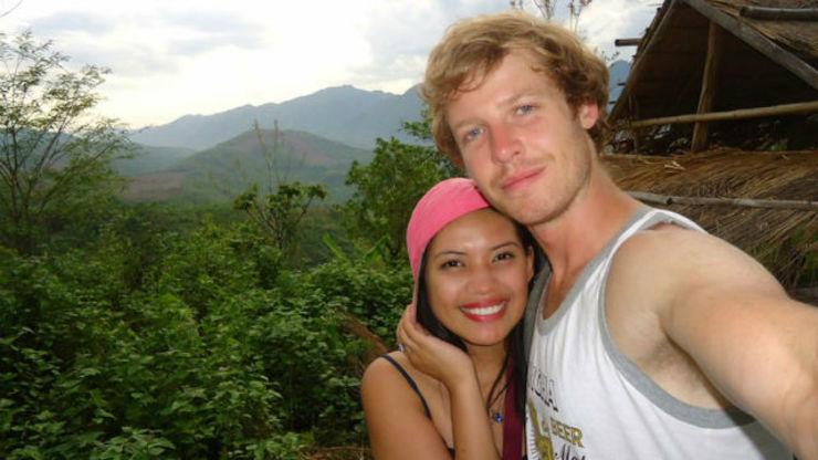 Filipino guy dating white girl