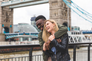 the trend of interracial dating in the UK